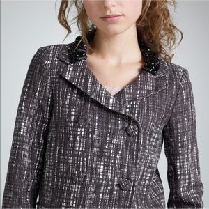 J.Crew Collection Tweed Contessa Blazer Jacket